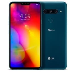 LG V40 ThinQ 뉴 모로칸 블루 128GB