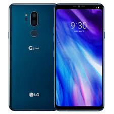 LG G7 Tihin Q 모로칸 블루 64GB