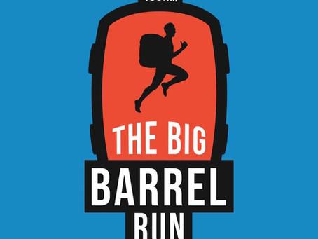 Personal Experience of Combat Stress & The big barrel run