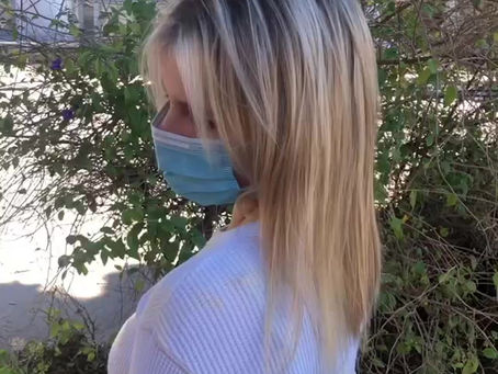 """The """"Mane""""tenance schedule for hair extensions...including how long the hair generally lasts."""