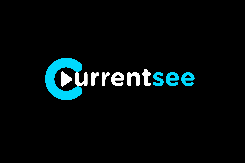currentsee landing page logos blk