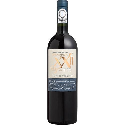 Vinho Cabernet Franc Ano XXII Valmarino