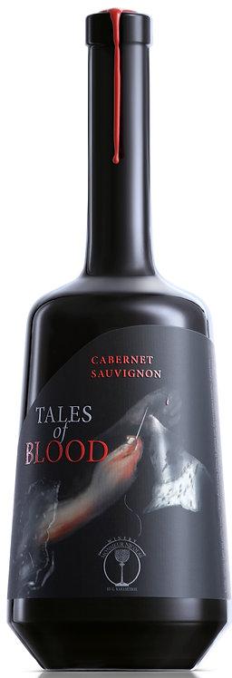 Monsieur Nicolas Tales of Blood Cabernet Sauvignon