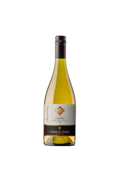 Chardonnay Reserva 2013 do Cachapoal Valley