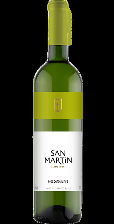Vinho Moscato Suave San Martin