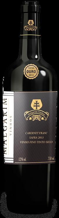 Vinho Malgarim Cabernet Franc Ouro
