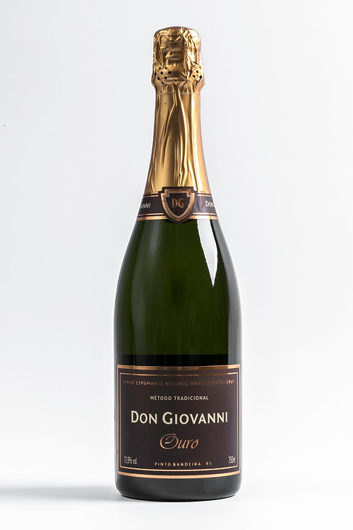 Espumante Don Giovanni Ouro Extra Brut (36 meses)