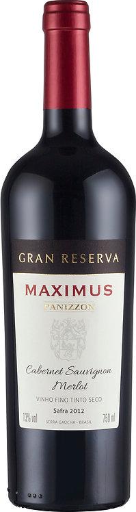 Vinho Maximus Panizzon
