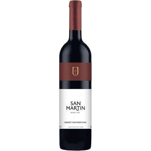 Vinho Cabernet Sauvignon Suave San Martin