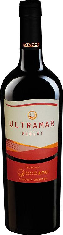 Vinho Bodega Oceano Ultramar Merlot 2008