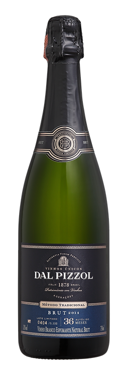 Espumante Brut Traditionelle Champenoise Dal Pizzol