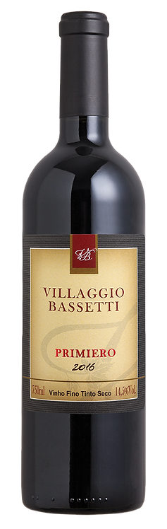 Vinho Tinto Primeiro Cabernet Sauvignon Villaggio Bassetti
