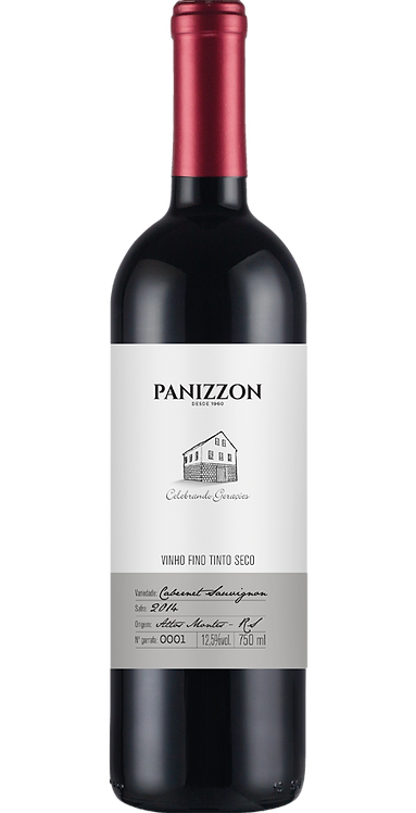 Vinho Cabernet Sauvignon Panizzon