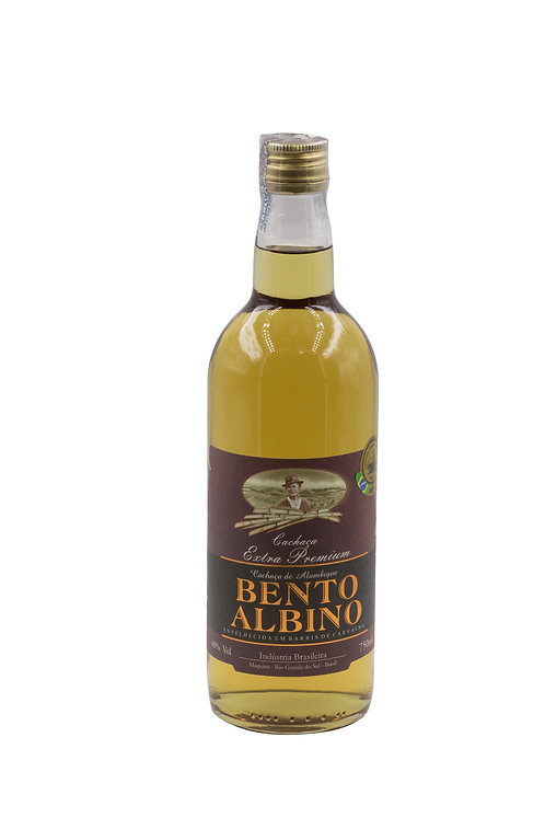 Cachaça Extra Premium Bento Albino