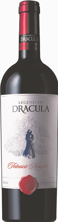 Legend of Dracula Feteasca Neagra DOC