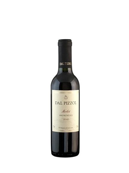 Vinho Merlot Dal Pizzol 375ml