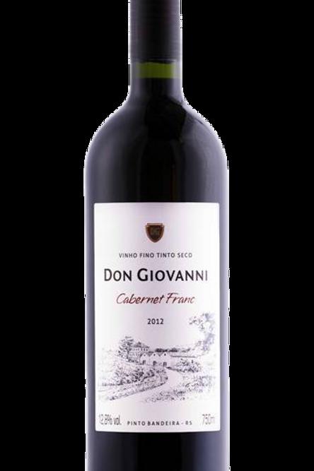 Vinho Don Giovanni Cabernet Franc 750 ml
