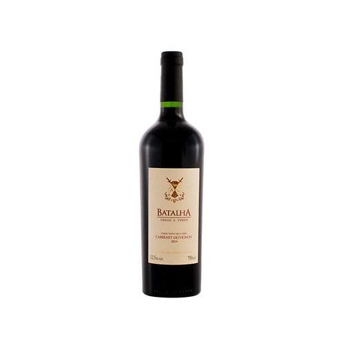 Vinho Cabernet Sauvignon Batalha 2017