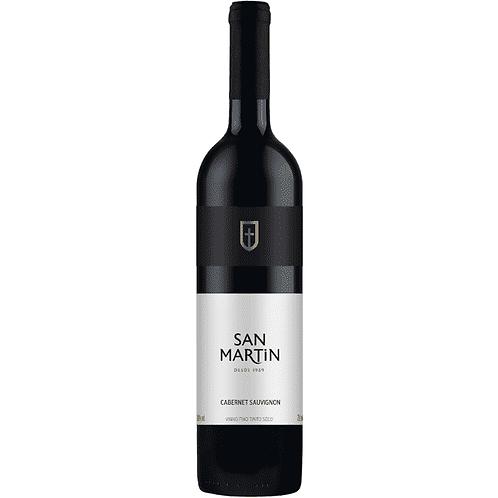 Vinho Cabernet Sauvignon Seco San Martin panizzon