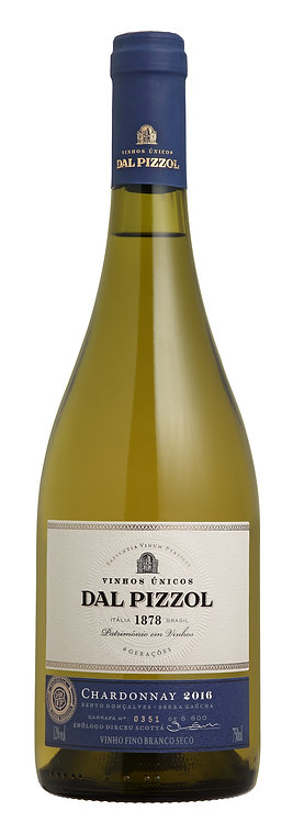 Vinho Chardonnay Dal Pizzol