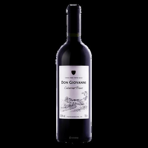 Vinho Don Giovanni Cabernet Franc