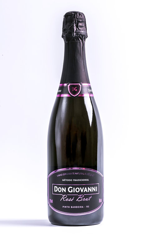 Espumante Don Giovanni Rosé Brut (12 meses)