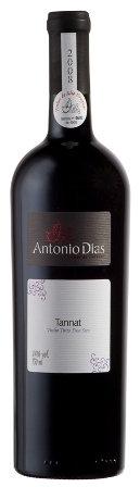 Vinho Tannat Antonio Dias