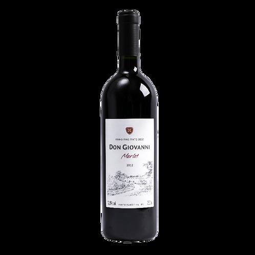 Vinho Don Giovanni Merlot