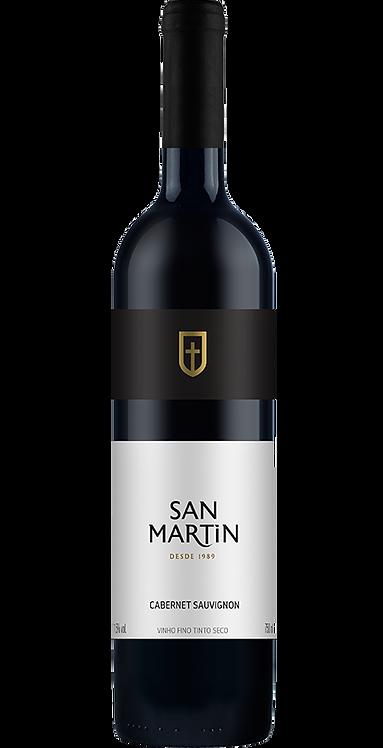 Vinho Cabernet Sauvignon Seco San Martin