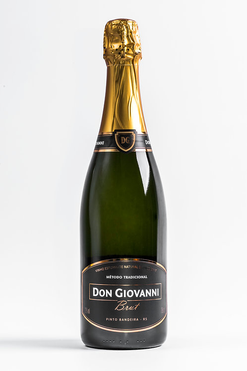 Espumante Don Giovanni Brut (24 meses)