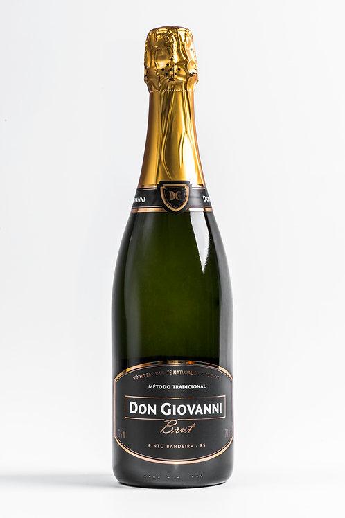 Espumante Don Giovanni Brut (24 meses)