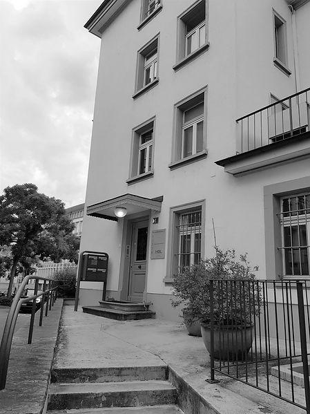 B&W House Entrance.jpg