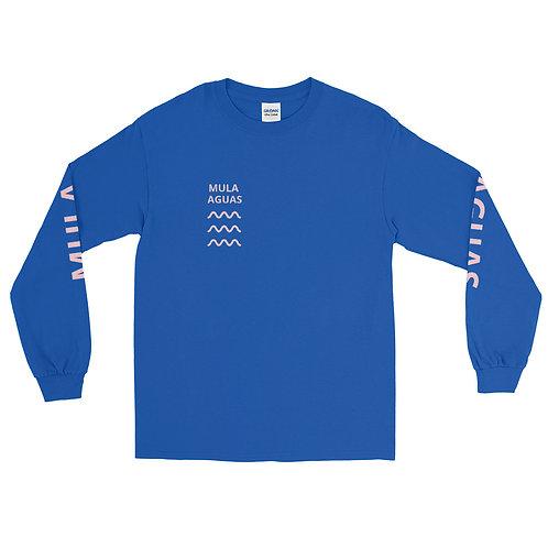 Camiseta Mangas Largas Aguas