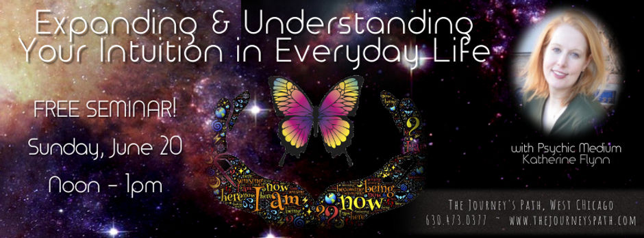 Expanding  Understanding Your Intuition
