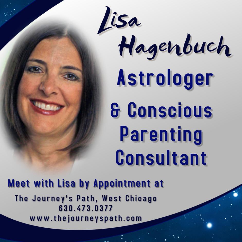 Lisa Hagenbuch:  Astrologer