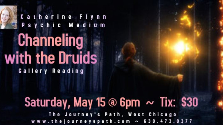 Channeling with the Druids