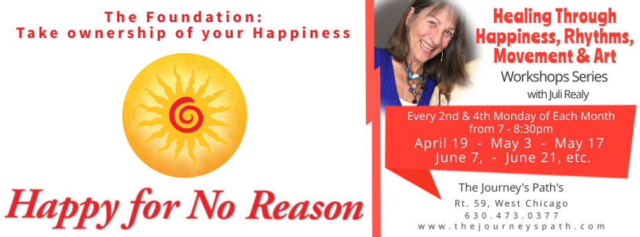 Happy for no reason - Made with PosterMy