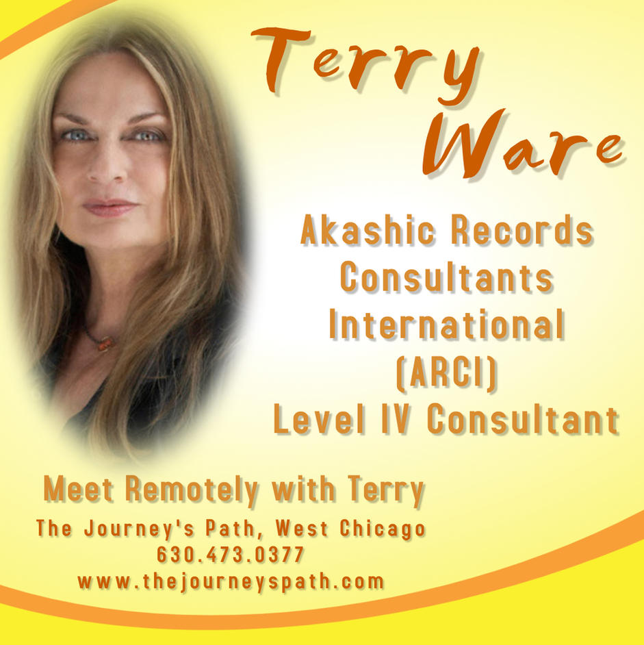Terry Ware:  ARCI Affiliated Akashic Record Consultant - Remote