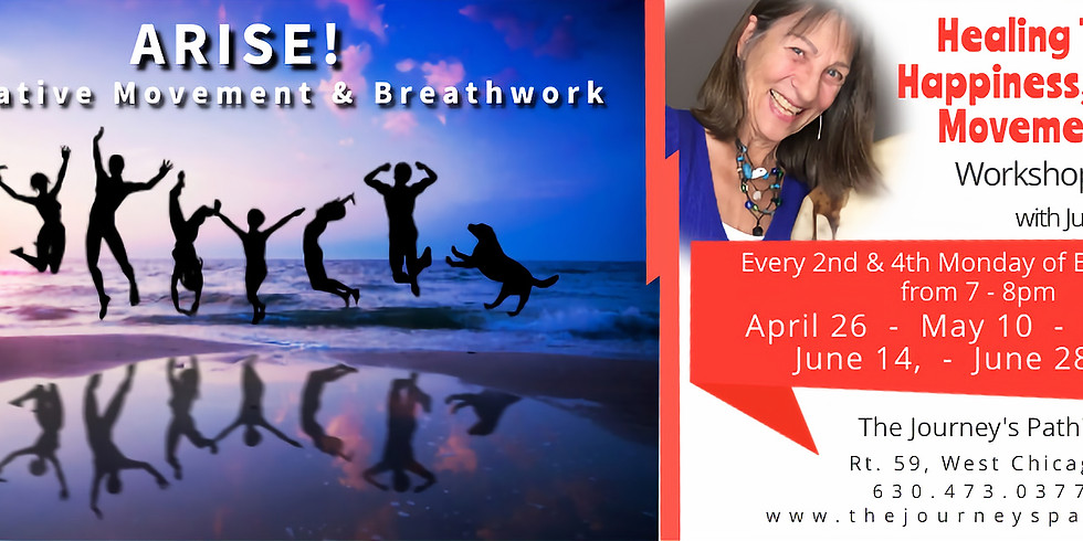 ARISE!  Restorative Movement & Breathwork