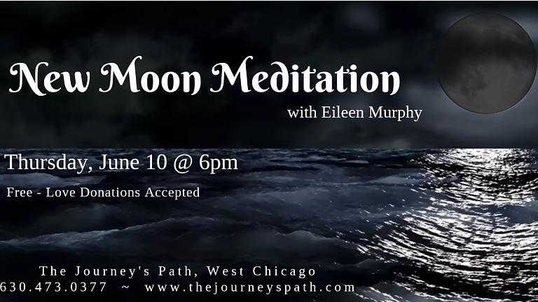 New Moon Meditation with Eileen Murphy