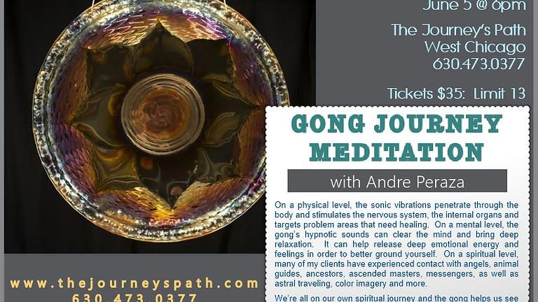 Gong Journey Meditation