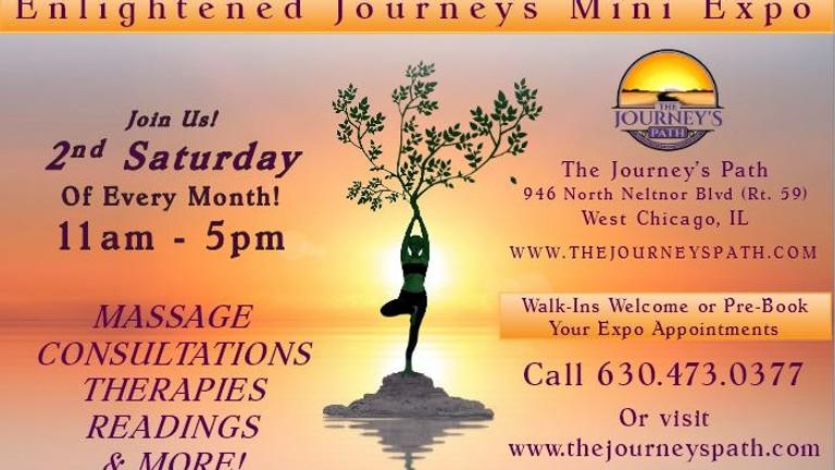 Enlightened Journeys Mini Expo