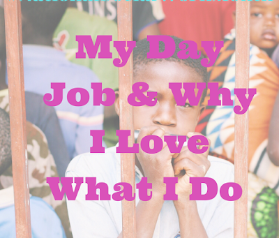 #NationalSocialWorkMonth My Day Job & Why I Love What I Do