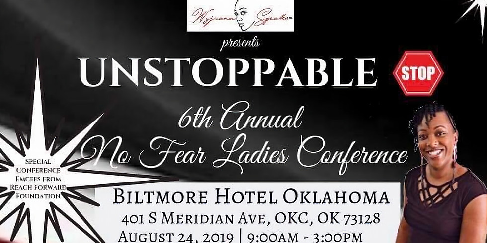 No Fear Conference