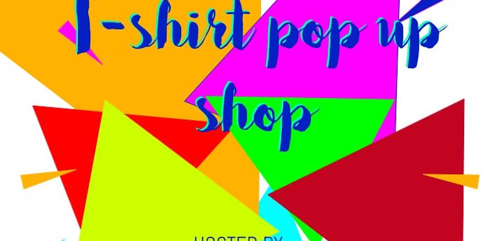 T-Shirt Revolution Pop Up Shop