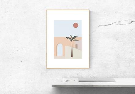 Design eines Poster - Privat