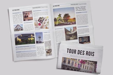 Grand Hotel Les Trois Rois - Gesamtauftritt