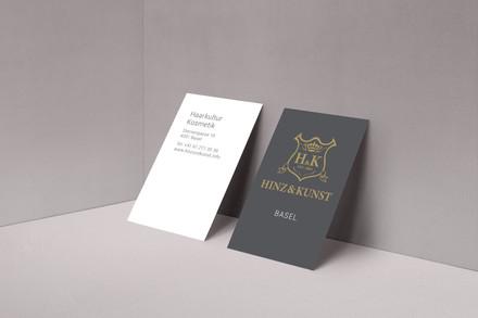 Hinz & Kunst Visitenkarten