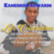 Kamerrion Life Celebration website image