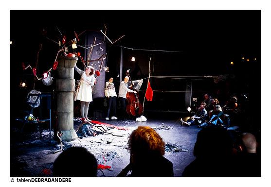 COMMENT MOI JE / Théâtre Dunois